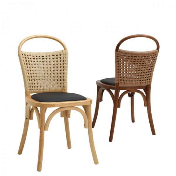 woody chair<br>(우디 체어)