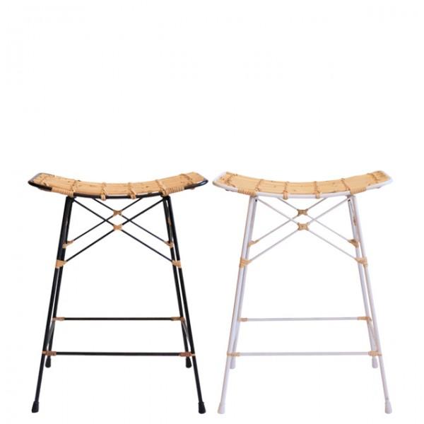 tivoli rattan 600 bar stool<br>(티볼리 라탄 600 빠스툴)