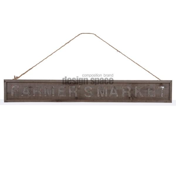 farmer's market board<br>(파머스 마켓 보드)