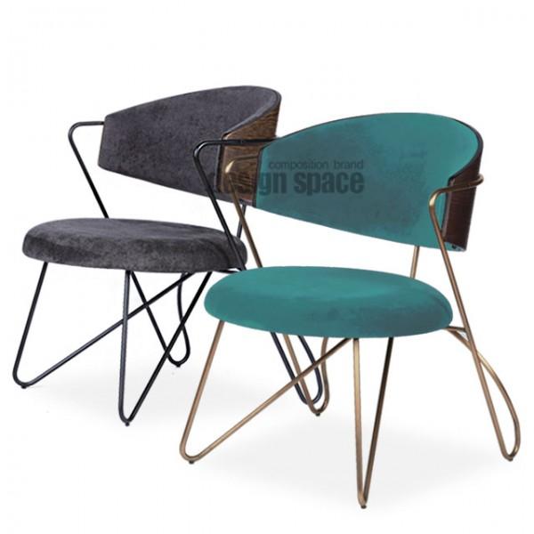 loop lounge chair<br>(루프 라운지 체어)