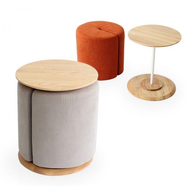 latetime table&stool<br>(레이트타임 테이블&스툴)
