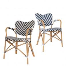 robin rattna arm chair<br>(로빈 라탄 암체어)