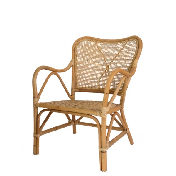 stella rattan arm chair<br>(스텔라 라탄 암체어)